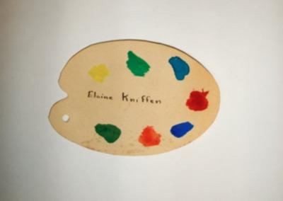 Elaine Kniffen Invitation