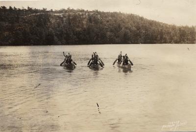 400 canoe