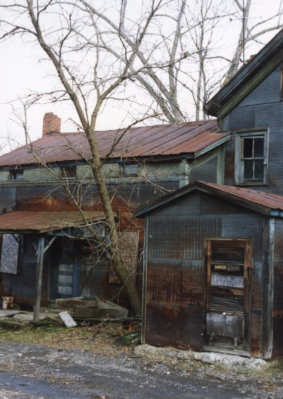 17 Mulberry Street, Jacob Wynkoop house, demolished, photo credit Joe Smith.jpg