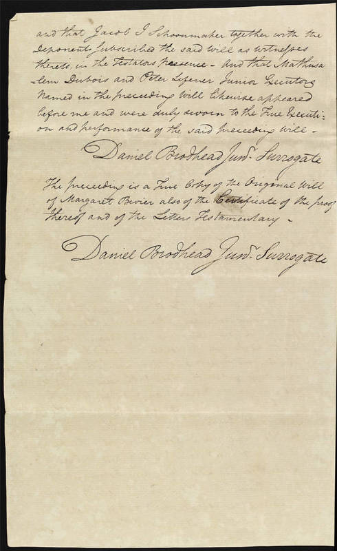 Will of Margaret Bevier of 1806_4.jpg