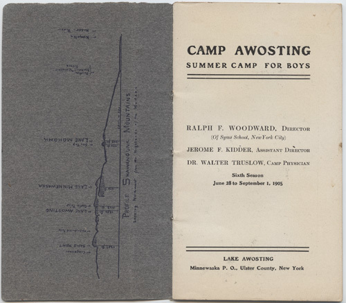 1905 booklet