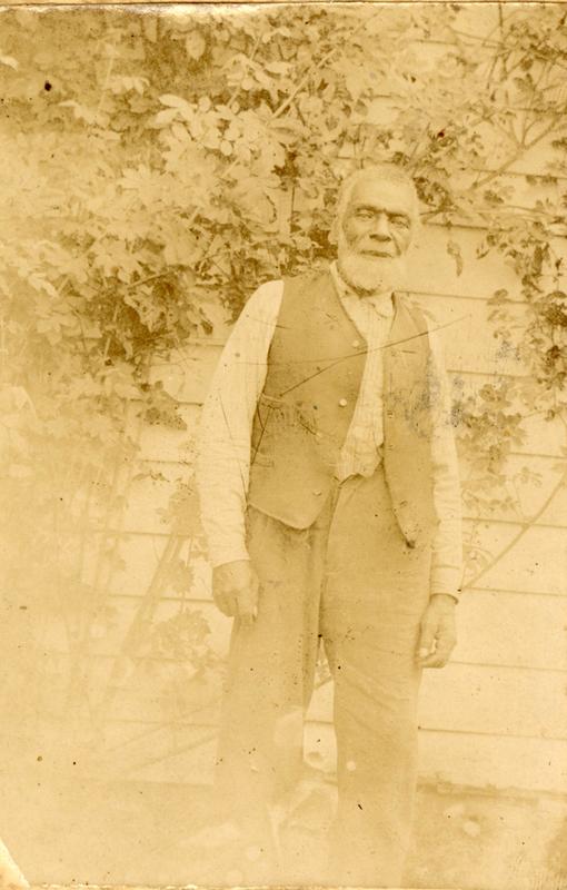 John Wynkoop, ca 1892. Haviland Heidgerd Collection