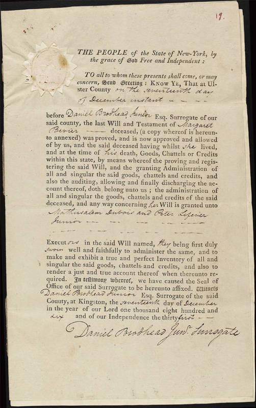 Will of Margaret Bevier of 1806_1.jpg