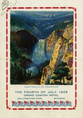 Grand Canyon Hotel, Fourth of July