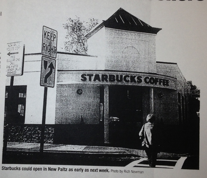 Starbucks without Clock