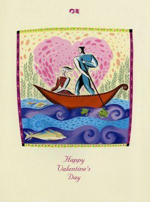Sea Princess, Valentine's Day