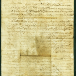 Aupaumut letter page 2