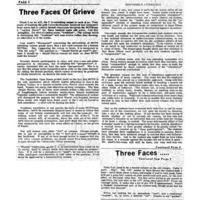 """Three Faces Of Grieve"" 1968 FEB 15"